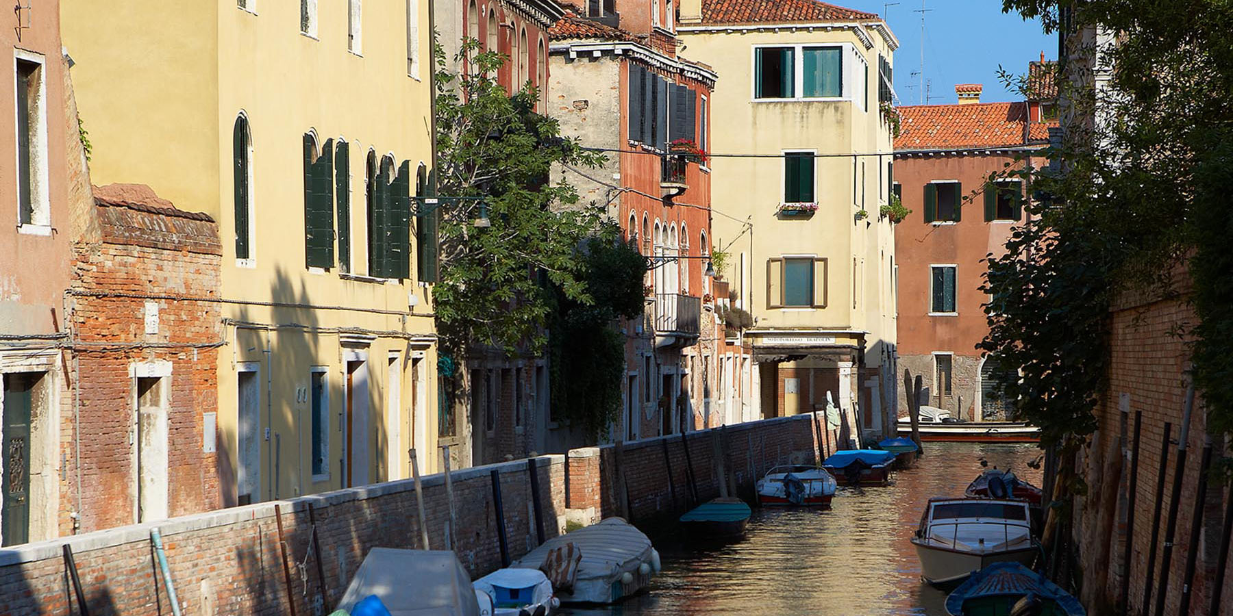 Venice Itineraries - Six Districts of Venice